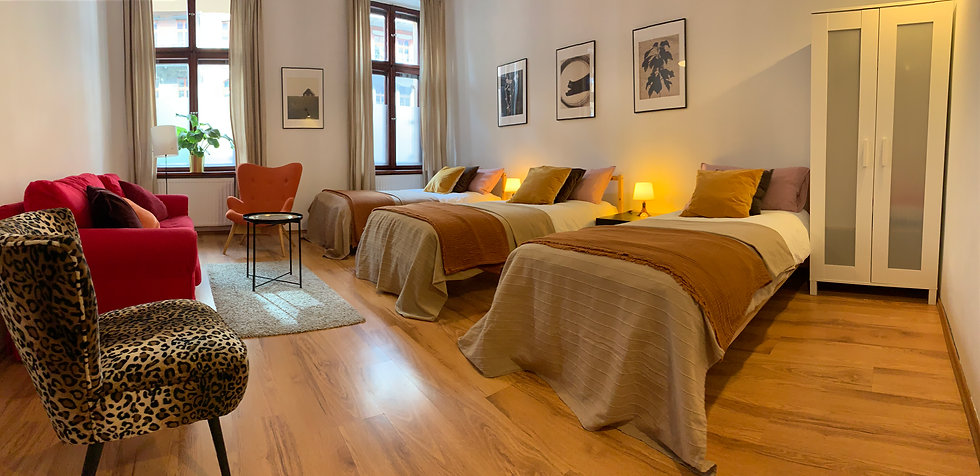 Apartament na doby Poznań Stary Rynek