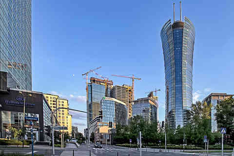 WOLA NEW BUSINESS HEART OF WARSAW