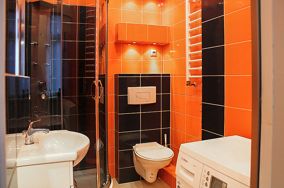 Apartment Family sypialnia bathroom