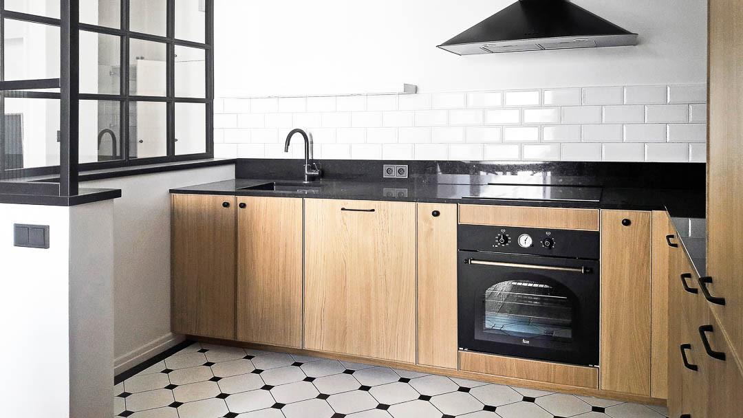 Kitchen Apartment for rent Warsaw Centre.jpg