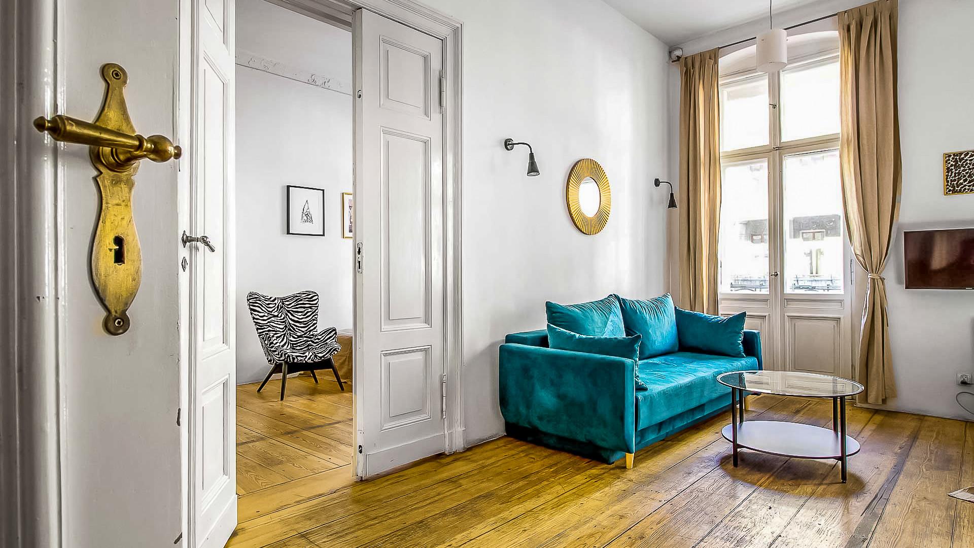 Apartment 6 7 8 osob Poznan Old Town (12