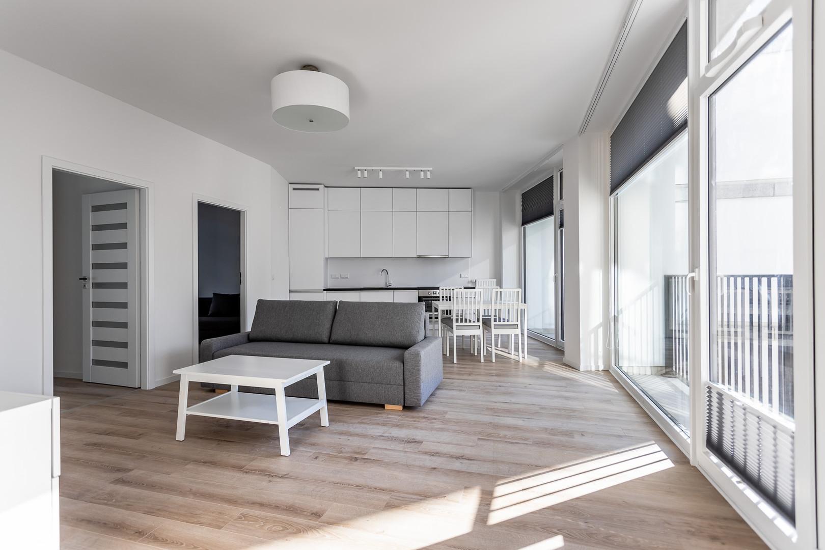 Apartamenty do wynajecia Browary Warszaw