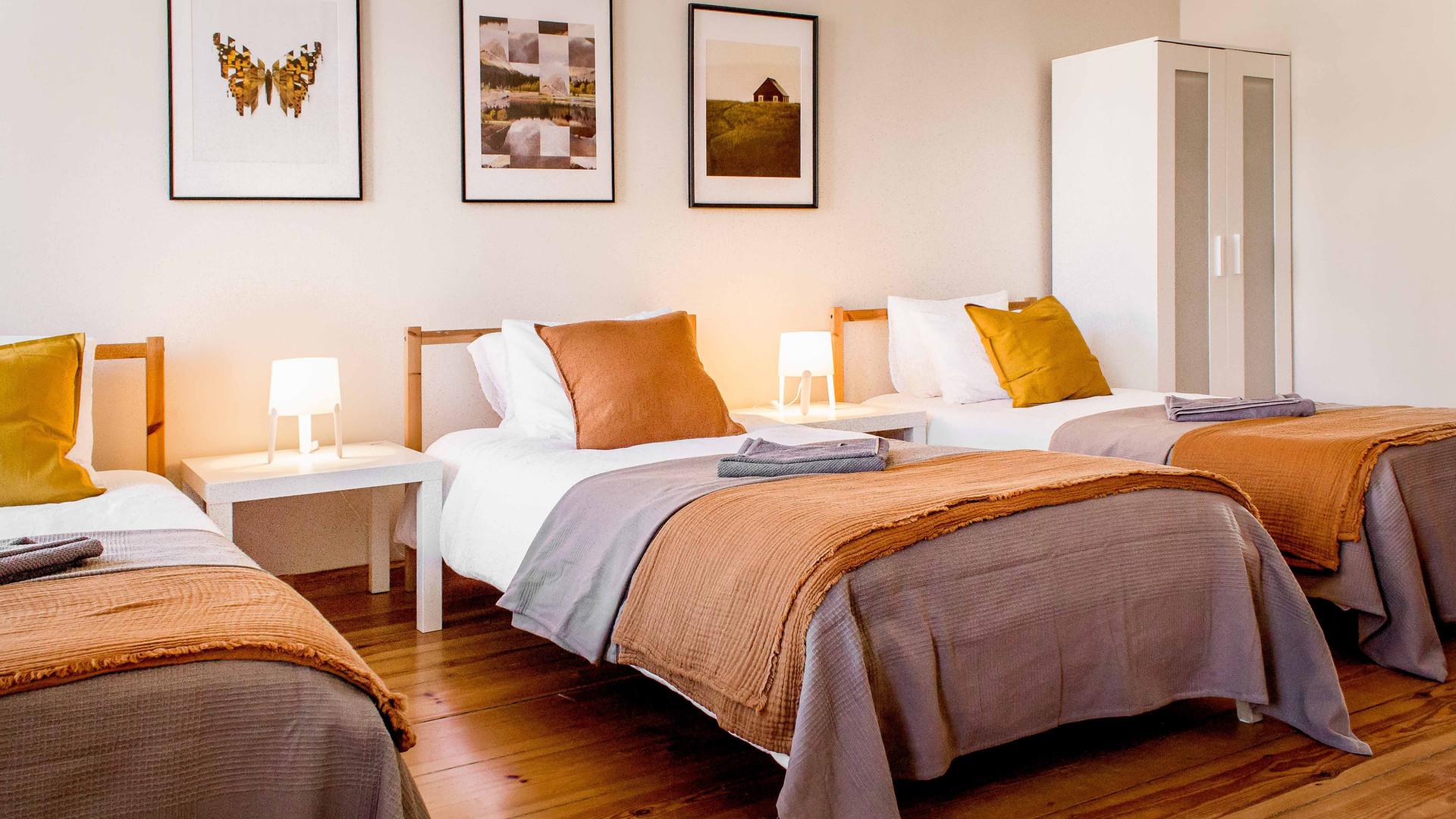 Apartament z 3 sypialniami Poznan Stary