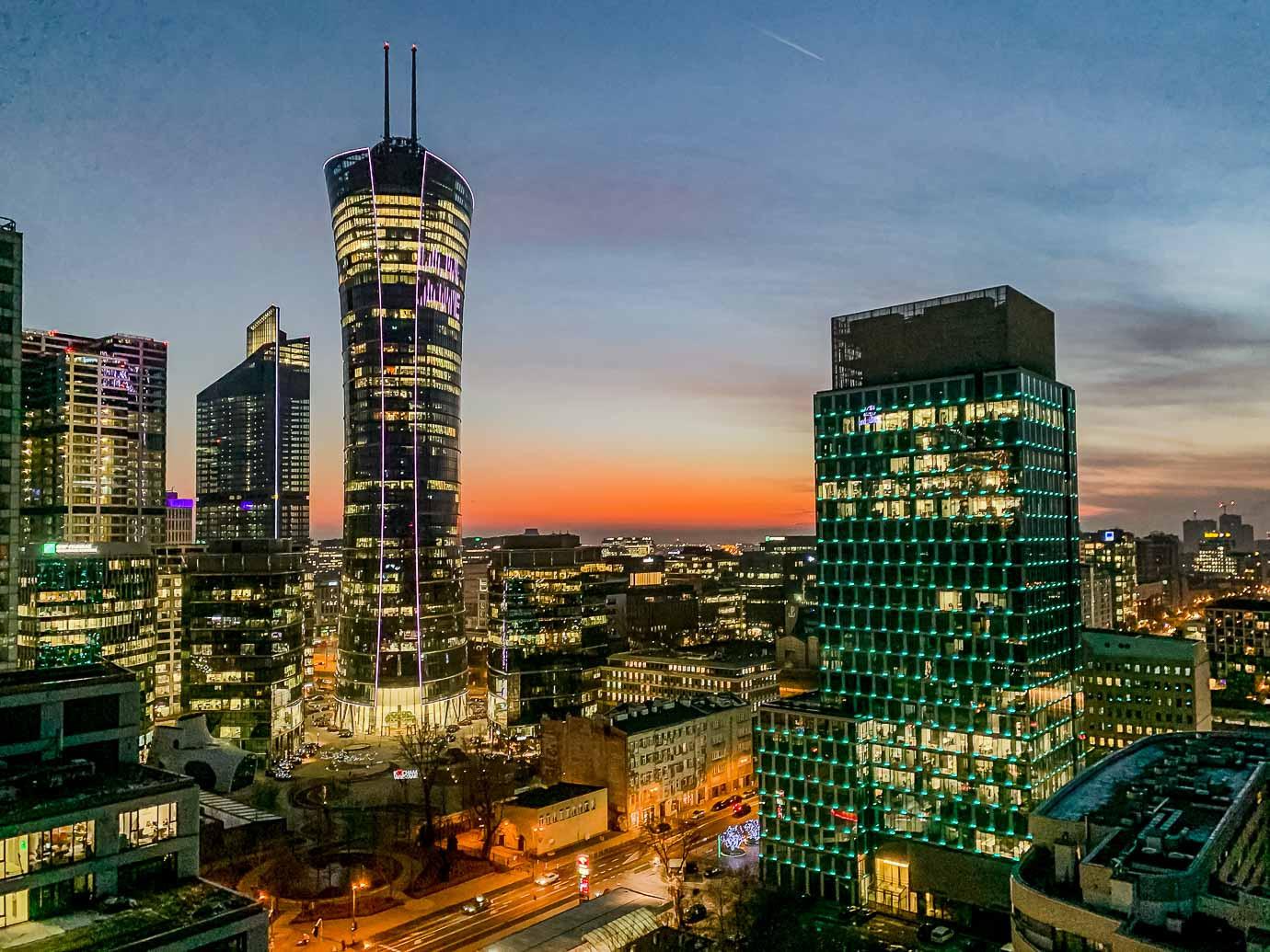 Aparrtment for rent Browary Warszawskie3