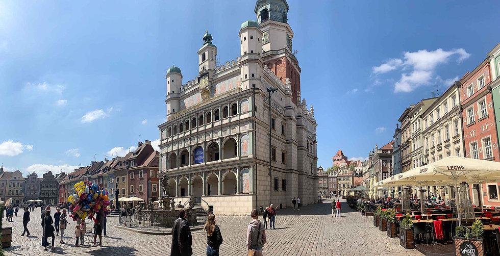 Apartamenty dla grup w Poznaniu