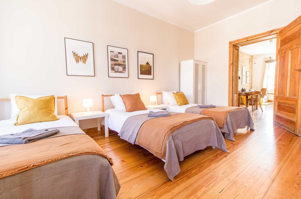 Apartament Krotkoterminowy z 2 sypialnia