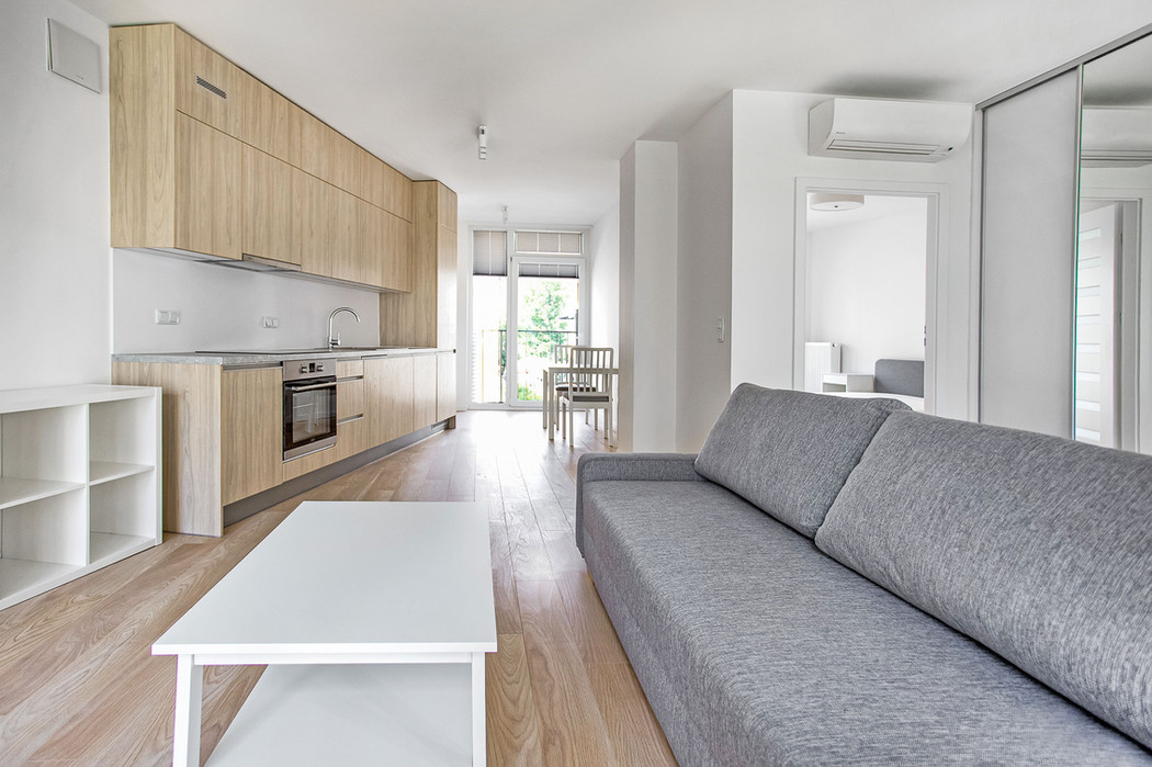 Warsaw wola apartments for rent