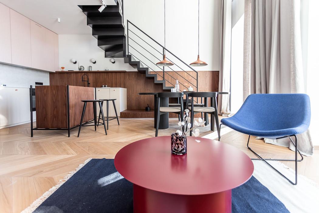 Aparrtment for rent Browary Warszawskie5
