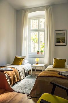 Apartament na doby Poznań