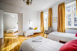Apartment z 4 sypialniami Poznan Stare Miasto