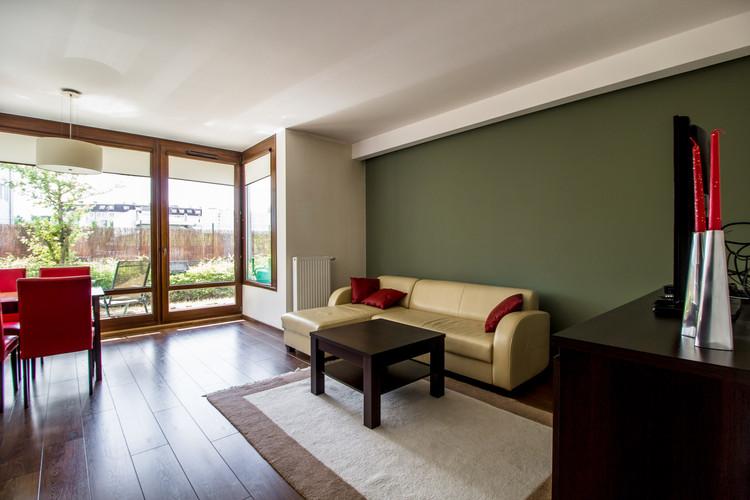 Apartment 1 bedroom for rent Galileo Poz