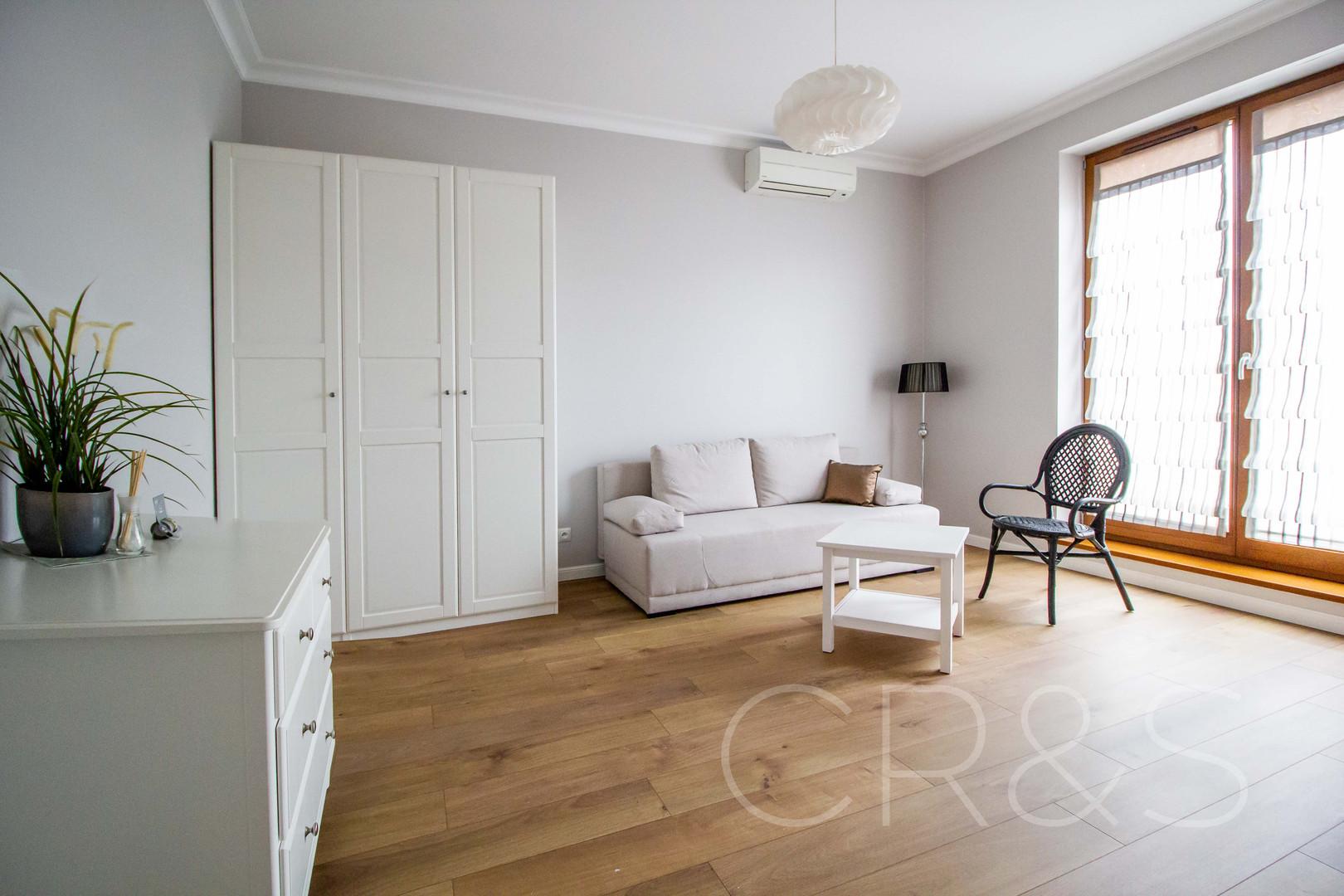Apartment z 3 sypialniami Poznan Centrum