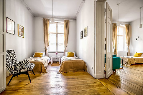 Apartment 6 7 8 osob Poznan Old Town (4