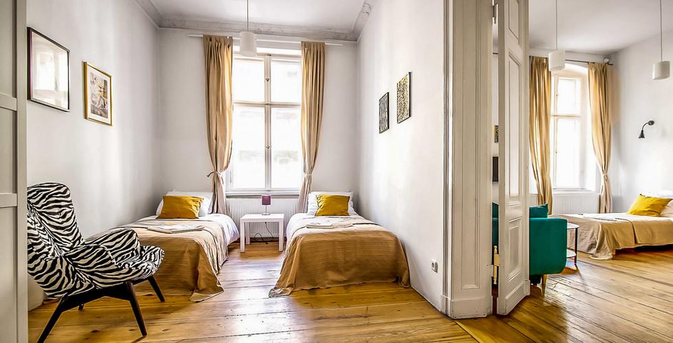 Apartment 6 7 8 osob Poznan Old Town (4