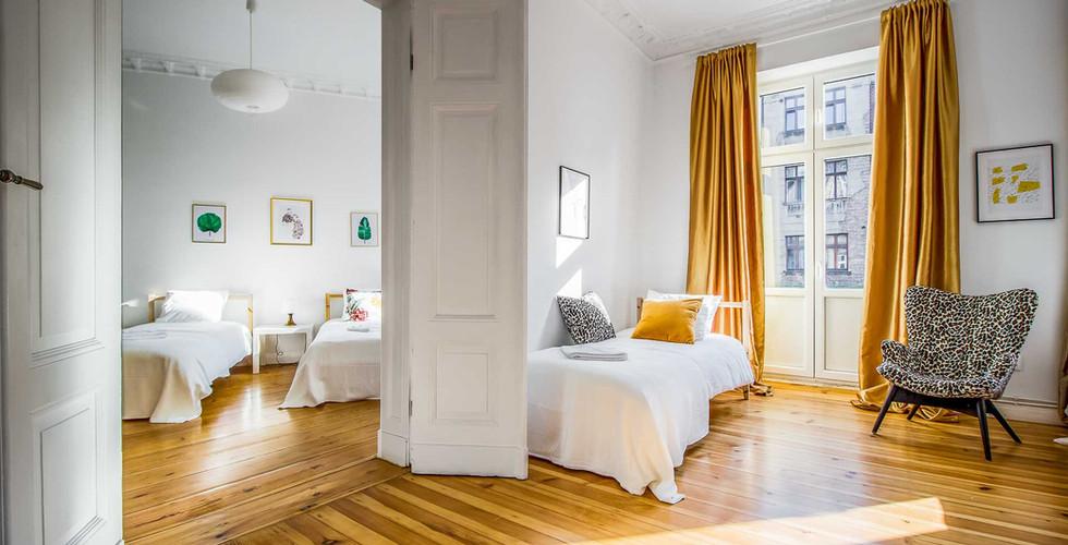 Apartment dla grupy Poznan Old Tow