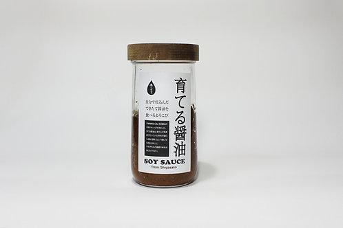 育てる醤油