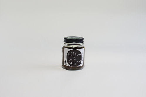 食べる醤油・オリーブ&ガーリック