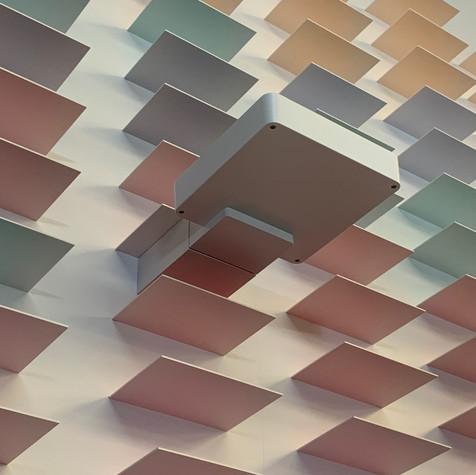 Farbgestaltung Skyguide CIR, Dübendorf Wangen