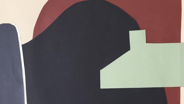 Collagenserie Farb und Form