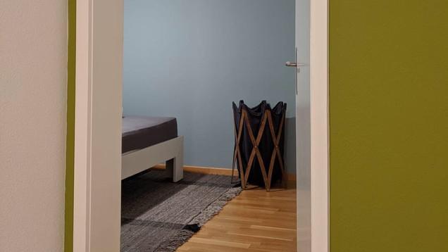 Farbgestaltung Mietwohnung