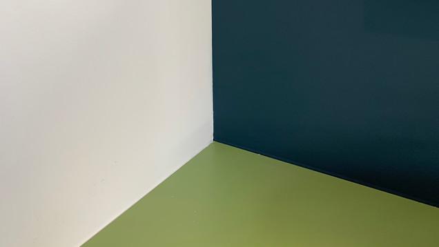 Farbgestaltung Eigentumswohnung