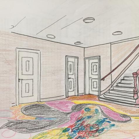 Farbgestaltung Klinik Susenberg