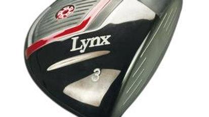 Lynx Predator Fairway Woods