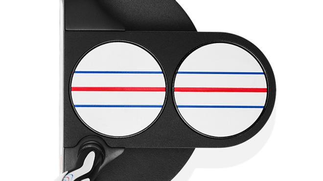 Triple Track 2 Ball Putter