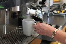 Cafe at Berkhamsted Golf Range