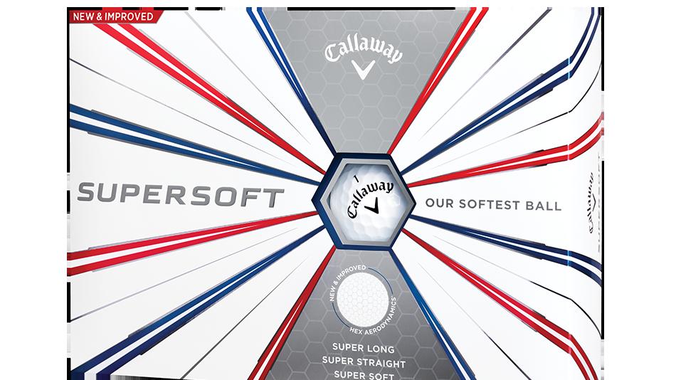 Callaway Chrome Super Soft