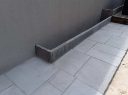 Stone installation