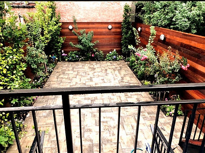 Landscaping in Cobble Hill