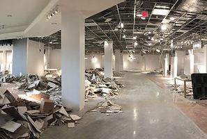 demolition in new york