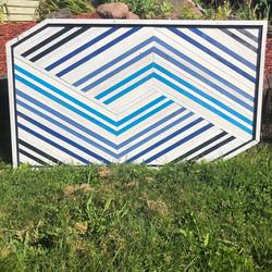 Geometric Blues