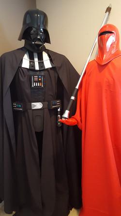 Star Wars Darth Vader Imperial Guard