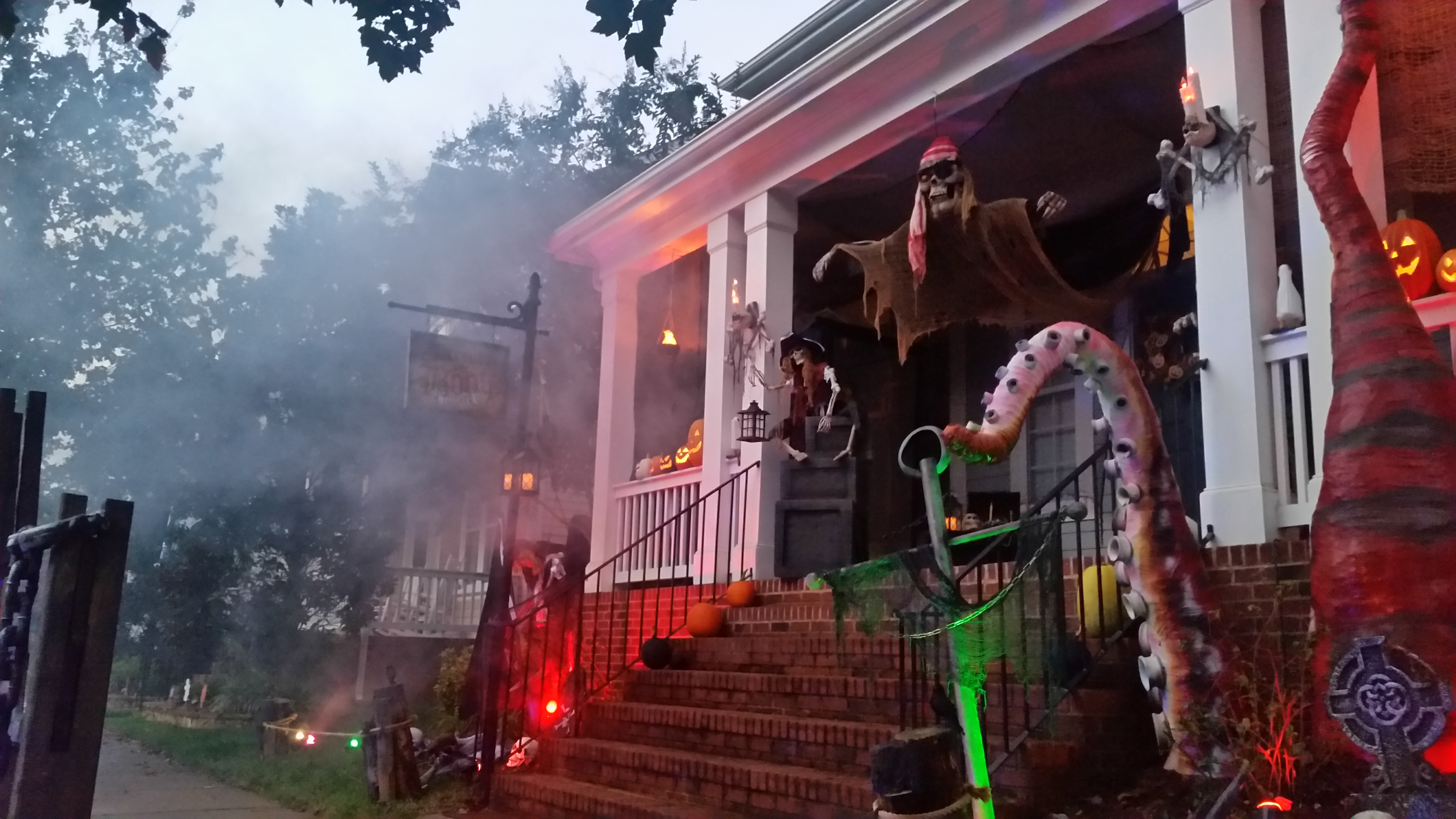 Pirate Halloween Decorations