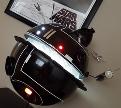 The Interrogator Droid
