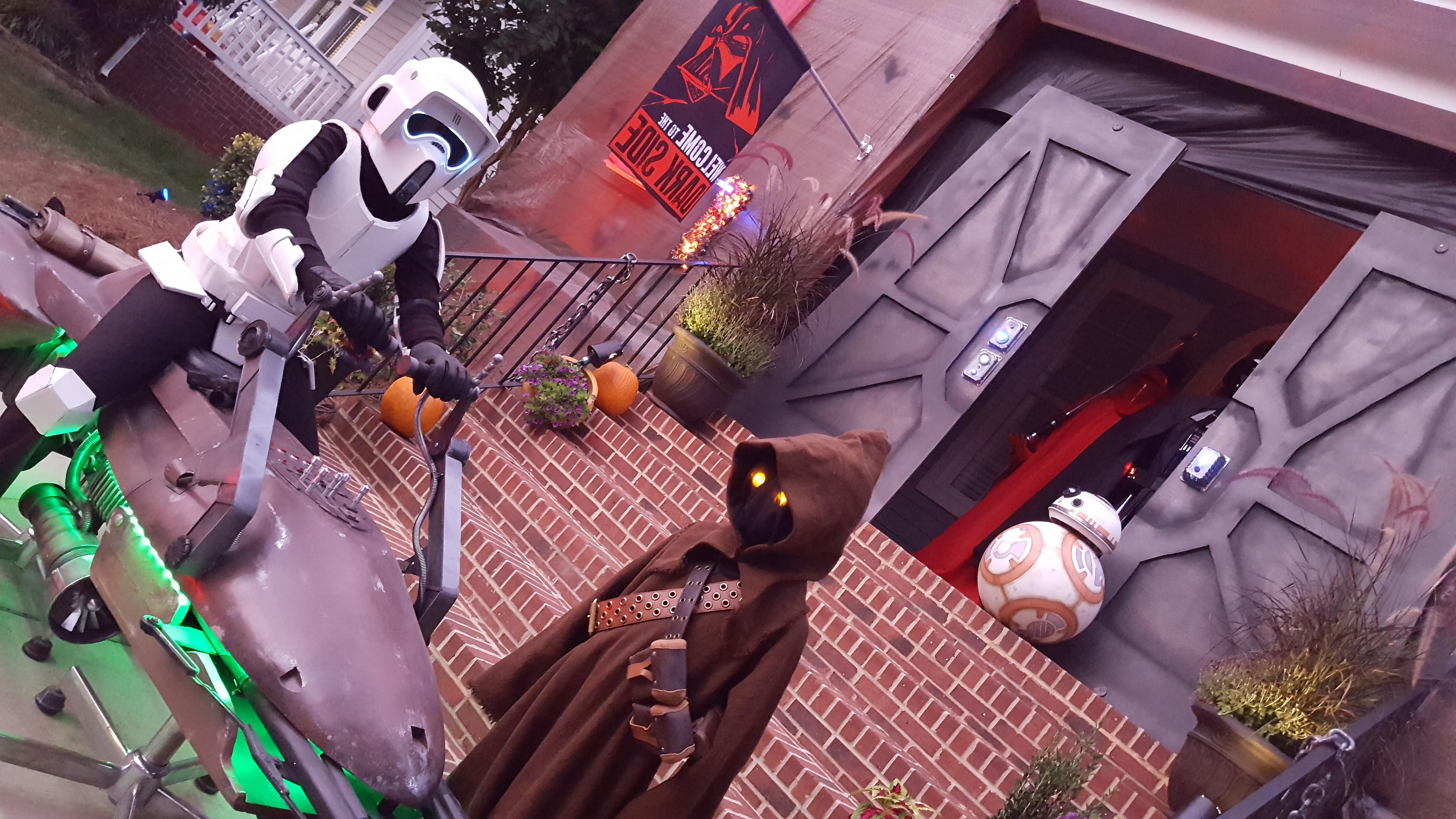 Star Wars Halloween Costumes