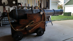 Pirate Halloween Cannon