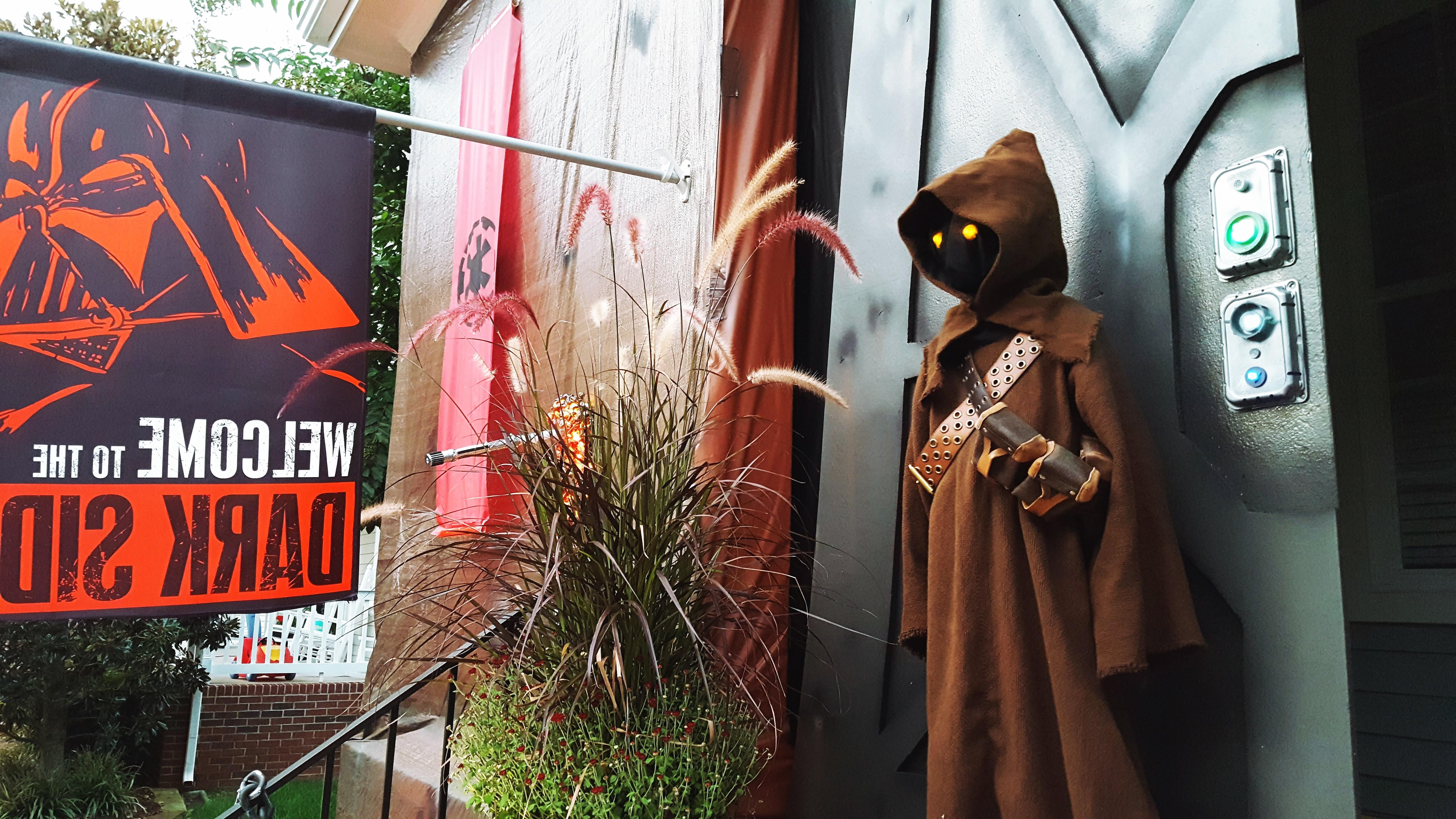 Star Wars Halloween Jawa
