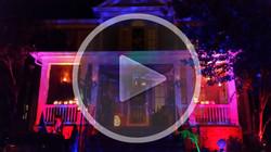 Pirate Halloween Decoration Video