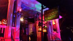 Pirate Halloween Porch