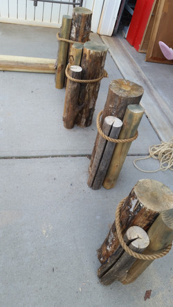 Pirate Pilings