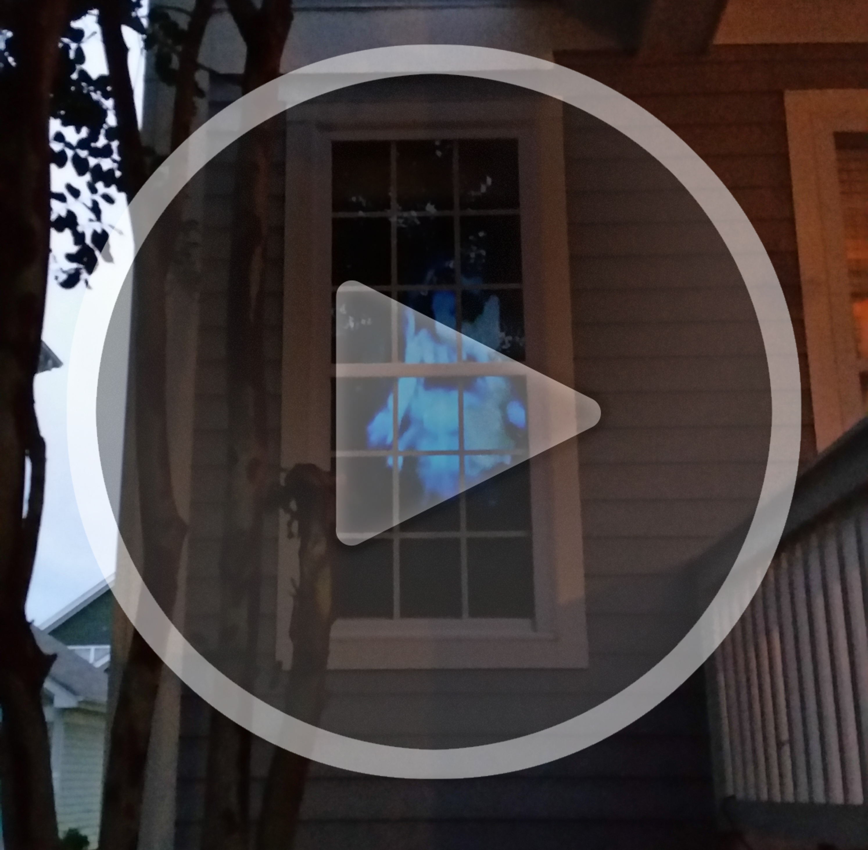Ghost Window Projection