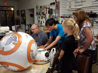 Visit a MakerSpace Near You!