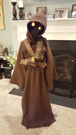 Star Wars Halloween Jawa Costume