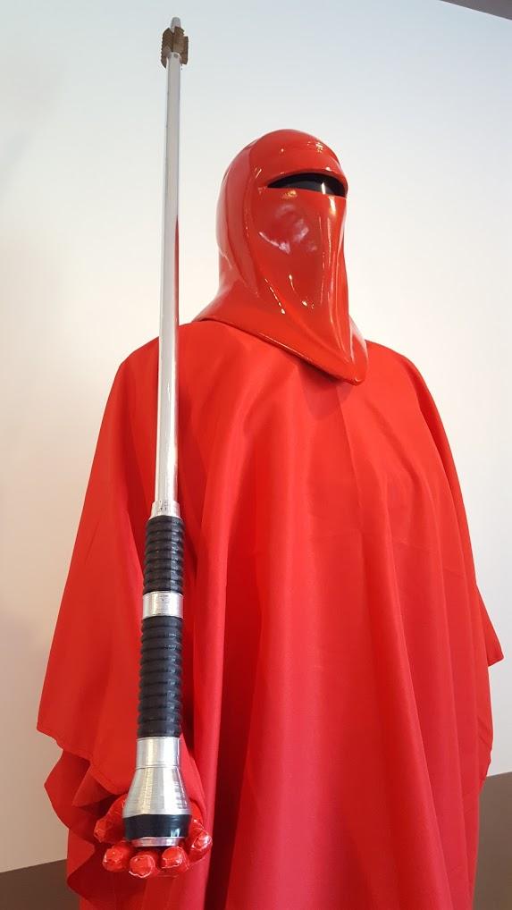 Star Wars Halloween Imperial Guard