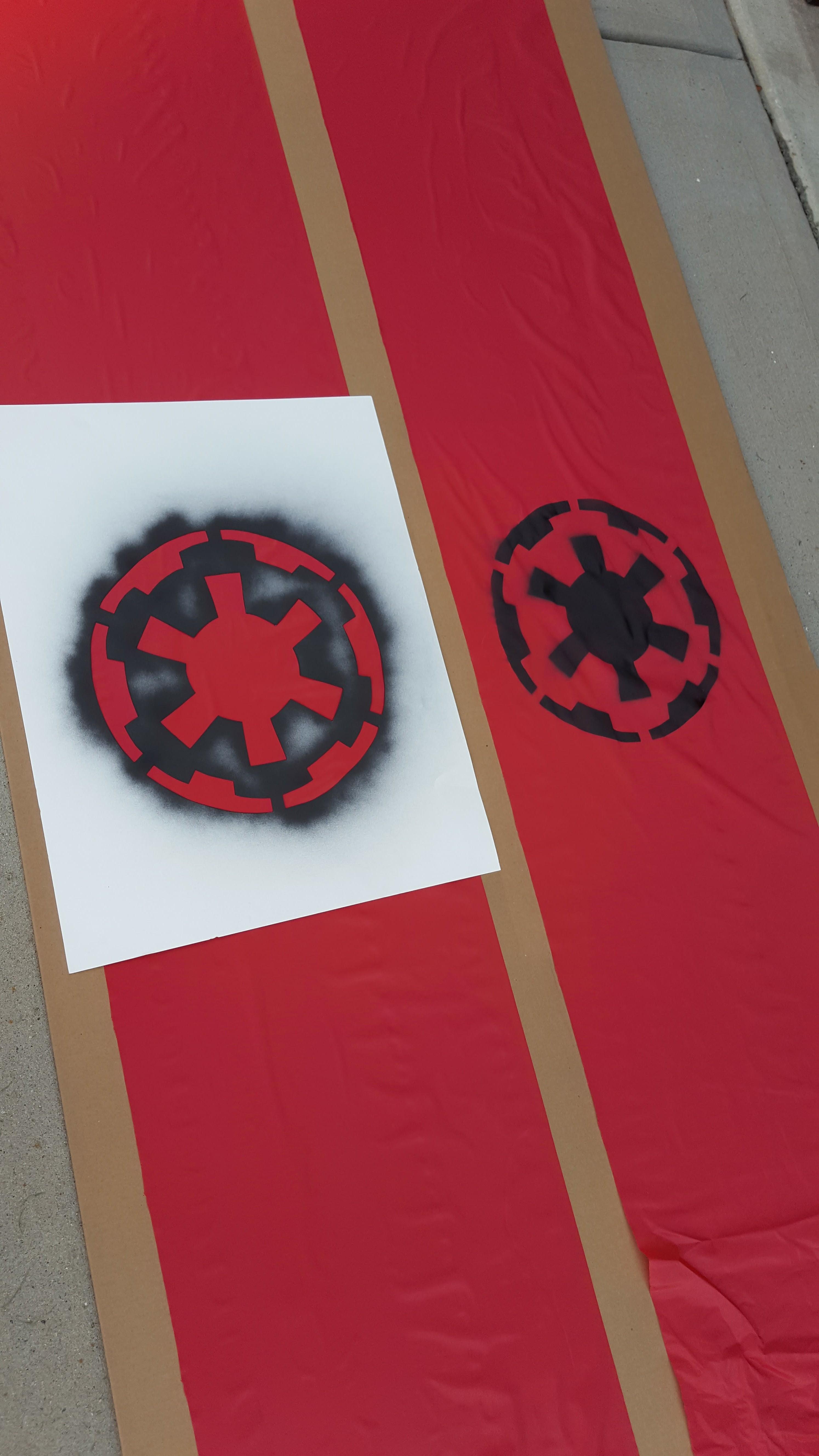 Star Wars Halloween Banners