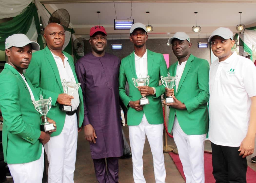 NGF Nigeria Golf Federation