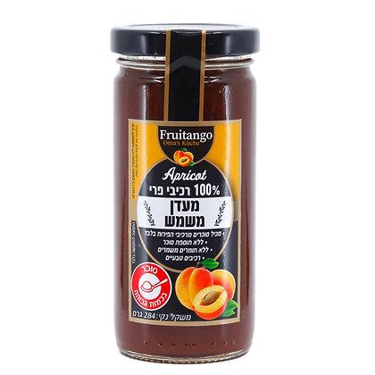 מעדן משמש 100% רכיבי פרי